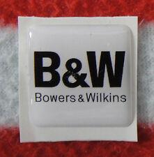 Bowers & Wilkins sticker