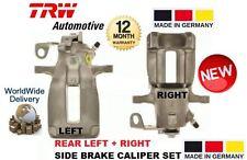 Pour Audi TT 1.8 3.2 VR6 quattro 1998 -- & gt 2x arrière gauche + droite étrier de frein
