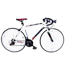 North Gear 901 21 Speed Road / Racing Bike with Shimano Components - White