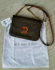 NWT MICHAEL Kors Fulton Crossbody bag with dustbag $245