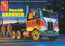 AMT AMT759/06 Peterbilt 352 Pacemaker COE Tractor Plastic Model Kit