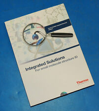 NEW Thermo Scientific Mass Frontier 7.0 SR3 Software Compound Discovery Solution