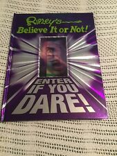 Enter If You Dare! by Ripley's Believe It or Not! (Hardcover, 2010)