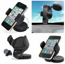 In Car Windscreen Suction Mount Holder Cradle Stand for iPhone 4S 5 5S 5C