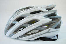 Cannondale Cypher Bicycle Helmet White/Gray 52-58cm Small/Medium