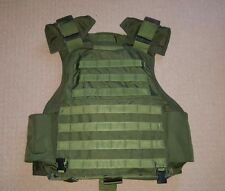 French marines   army plate carrier body armour