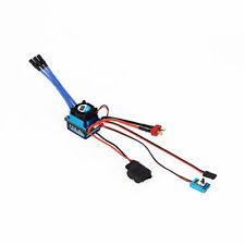Racing 60A ESC Brushless Electric Speed Controller For 1:10 RC Car Truck HR