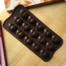 1 PC Cake Chocolate Cookie Mold Screw Thread Classical Style Baking Tray ZON