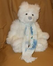 Charlie Bears Snowflake QVC exclusive teddy bear Isabelle Lee Christmas 2011