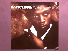 """Whycliffe - Whatever It Is (7"""" single) picture sleeve MCS 1518"""