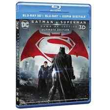 BATMAN V SUPERMAN: DAWN OF JUSTICE 3D (Blu-ray 3D)