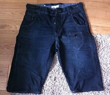 MENS H&M JEANS SUMMER SHORTS  SIZE 32