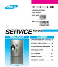 Samsung French Door Refrigerator Service & Repair Manual