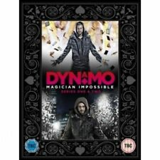 Dynamo - Magician Impossible - Series 1-2 (DVD, 4-Disc Boxed Set)  . FREE UK P+P
