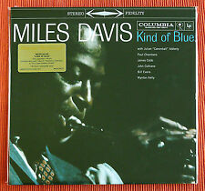 MILES DAVIS - KIND OF BLUE   180g Audiophile  2 LP  Music On Vinyl  SEALED