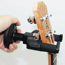 Bass Guitar Hanger Hook Holder Wall Mount Display Instrument Anchor Stands Racks