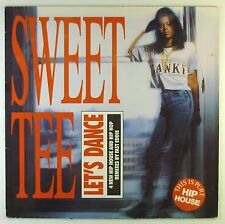 """12"""" Maxi - Sweet Tee - Let's Dance - C1284 - washed & cleaned"""