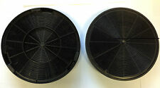 AEG Electrolux & Zanussi Cooker Hood Carbon Filters EFF62 - Pack of 2