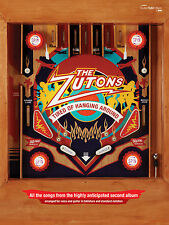 Tired Of Hangin Around The Zutons Pop Rock Guitar Tab SONGS FABER Music BOOK
