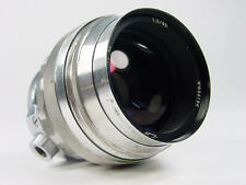 1963 made !! Early silver portrait Helios 40 1.5/85mm M42 M39. s/n 634194.