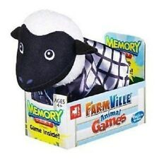 Farmville Animals Memory Game, New by Hasbro