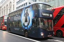 New bus for London - Borismaster LT220 6x4 Quality Bus Photo