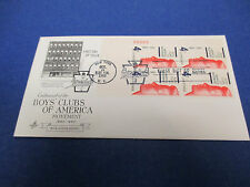 First Day Cover, Centennial of the Boys Clube of America Movement 1860-1960,FDC