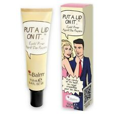 theBalm Put A Lid On It Eyelid Primer - Neutral