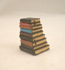 "Stack of Books - Resin -  4063  dollhouse miniature 1/12"" scale Houseworks"