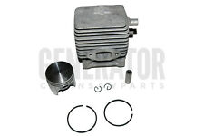 Weedeater Engine Motor Cylinder Kit Piston Rings 34mm For STIHL FS75 FS80 FS85