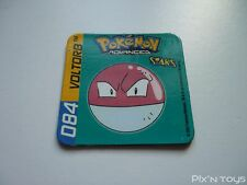 Magnet Staks Pokémon Advanced / 084 Voltorb / Panini 2003 [ Neuf ]