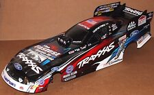 Traxxas 1/8  funny car COmplete Rolling Chassis w/ Body Roller 6907