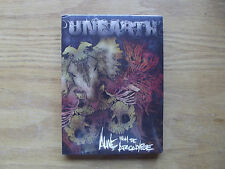 Unearth - Alive From The Apocalypse (DVD, 2008) New