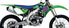 KAWASAKI KXF 250 ONE INDUSTRIES THROWBACK GRAPHICS KIT KX250F 09 10 11 12