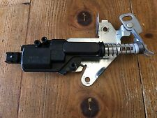 Ford Fiesta Boot Popper Release Motor / Solenoid - All 02 to 08 Inc ST & Zetec