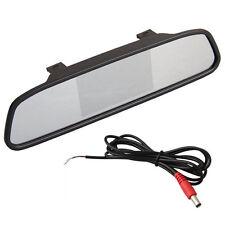 "4.3 ""TFT LCD Display Monitor rearview mirror rearview mirror AUTO CAR DVD AV  BT"
