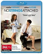 No Strings Attached Blu-ray Disc NEW