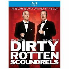 Dirty Rotten Scoundrels (Blu-ray Disc, 2013)