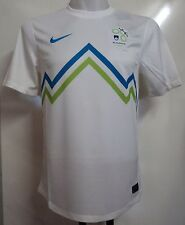SLOVENIA 2012/13 HOME SHIRT BY NIKE ADULTS SIZE MEDIUM BRAND NEW WITH TAGS