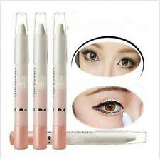 Pearl White Eyeliner Eye Shadow Pencil Multipurpose Pen Make Up Tool Cosmetic