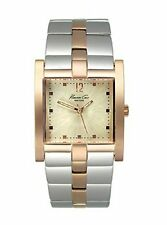KENNETH COLE TWO-TONE STAINLESS STEEL CASE & BRACELET LADIES WATCH KC4806 NEW