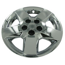 "CHEVY HHR 16"" Chrome Hub Caps Wheel Skin Covers 5 Spoke Bolt On - Set of 4"