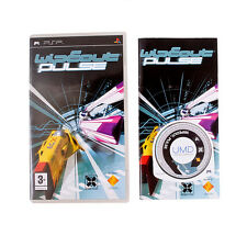 Wipeout Pulse For Sony PlayStation Portable PSP. Complete