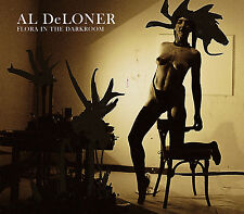CD Al DeLoner Flora In The Darkroom