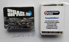 SPACE 1999 ROUND EDGE PROOF FOIL 54 BASE CARD SET Extremely RARE