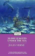 20,000 Leagues Under the Sea (Enriched Classics)-ExLibrary