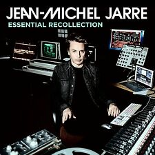 JEAN MICHEL JARRE - ESSENTIAL RECOLLECTION...BEST OF: CD ALBUM (August 21 2015)