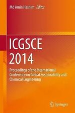 Icgsce 2014 : Proceedings of the International Conference on Global...