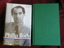 Philip Roth - Library of America (PORTNOY - WHEN GOOD - GANG - BREAST) 1st thus