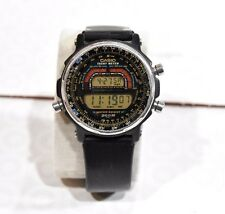 *ULTRA RARE Vintage Casio Watch DW-400 Men's Alarm Tachymeter Made in Japan